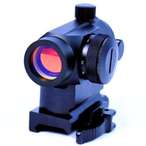 Dot Sight-Cobratac Striker Tango 1 - Dot Sight | Quick Release (T-1 Micro Style)-Cobratac SKU