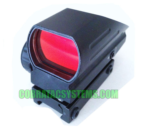 Dot Sight-Cobratac Striker V2 Dot Sight, 11 LVL Brightness, Multi-Reticle-Cobratac SKU