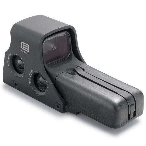 Dot Sight-EOTech Tactical 512.A65 Holographic, No-Night Vision Dot Sight, 1 or 68 MOA-Cobratac SKU 672294512653