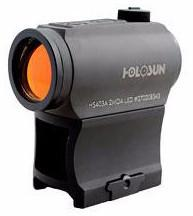 Dot Sight-Holosun Technologies HS403A Micro Red Dot | 2 MOA-Cobratac SKU 760921087305