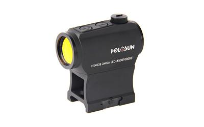 Dot Sight-Holosun Technologies Hs403b Micro Red Dot, Red Dot, Black, 2moa Dot-Cobratac SKU 760921087428