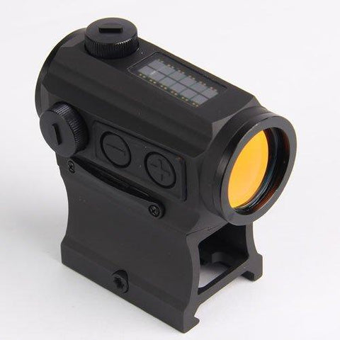 Dot Sight-Holosun Technologies Hs403c Micro Red Dot, 2moa Dot, Solar With Battery-Cobratac SKU 760921087374