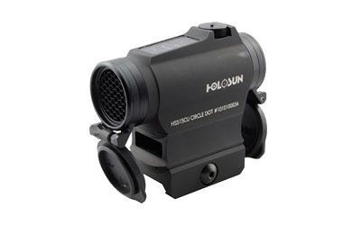 Dot Sight-Holosun Technologies Hs515cu Micro Red Dot, 2moa Dual | 1/3 Co-witness Qr Mount, Kill Flash-Cobratac SKU 760921087732