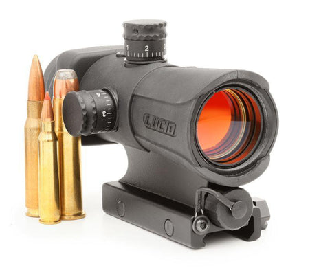 Dot Sight-Lucid Optics HD7 Red Dot Sight Gen 3 Black-Cobratac SKU 850341002016