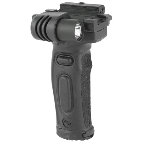 Flashlights & Batteries-Ctc Mod Vert Foregrip W-lsr&lite Red-Cobratac SKU 610242000272