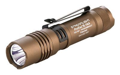 Flashlights & Batteries-Strmlght Protac 1l-1aa Coyote Brn-Cobratac SKU 080926880733