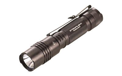 Flashlights & Batteries-Strmlght Protac 2l-x Dual Fuel Black-Cobratac SKU 080926880627