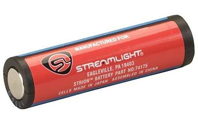 Flashlights & Batteries-Strmlght Strion Battery Stick Li-ion-Cobratac SKU 080926741751
