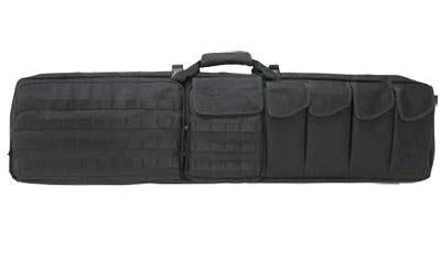 "Gun Cases-Allen 3 Gun Competition Case, 42"", Black-Cobratac SKU 026509108207"