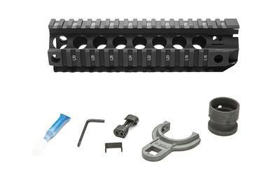 "HANDGUARD ACCESSORIES-Bcm Gunftr Quad Rail 556 8""-Cobratac SKU 812526021489"