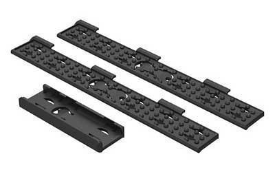 HANDGUARD ACCESSORIES-Kac Keymod Wire Mgmt Panel Kit-Cobratac SKU 819064015055