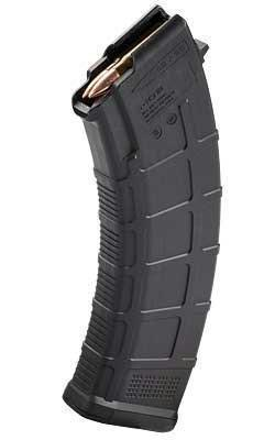 High Capacity Magazines-Magpul PMAG 30 AK/AKM Magazine 7.62x39mm 30 Rounds Polymer Black-Cobratac SKU 873750009056