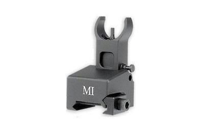 Iron Sight-Midwest Lowpro Gas Black Flipup Sight-Cobratac SKU 816537011194