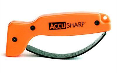 Knives-Accusharp Knife Sharpener Orange-Cobratac SKU 015896000140