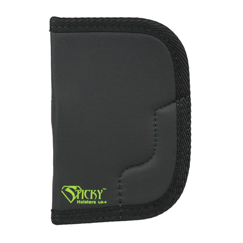 "Pocket Holsters-Sticky Lg-4 S&w K-n Frame W- 3.5""-Cobratac SKU 858426004139"