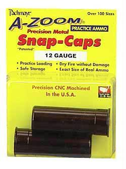 Safety/Protection-Azoom Snap Caps 12ga 2-pk-Cobratac SKU 666692122118