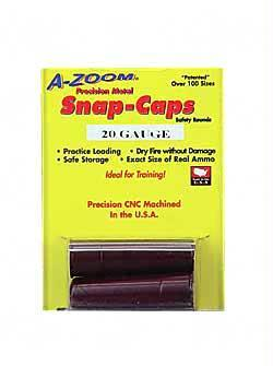 Safety/Protection-Azoom Snap Caps 20ga 2-pk-Cobratac SKU 666692122132