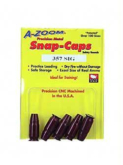 Safety/Protection-Azoom Snap Caps 357sig 5-pk-Cobratac SKU 666692151590