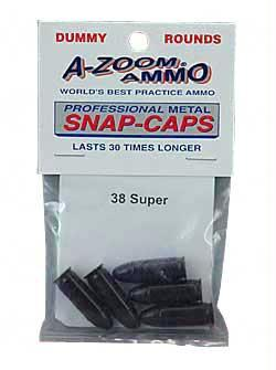 Safety/Protection-Azoom Snap Caps 38sup 5-pk-Cobratac SKU 666692151583