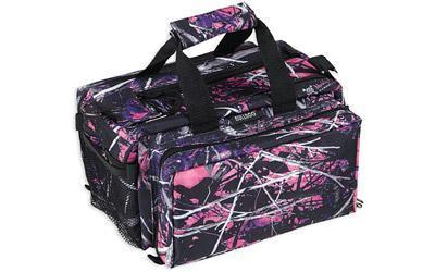 Soft Gun Cases-Bulldog Dlx Muddy Girl Cam Range Bag-Cobratac SKU 672352009033