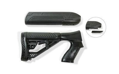 Stocks-Adaptive Tactical Ex Performance Stock Kit & Forend | Remington 870 12g-Cobratac SKU 682146910711