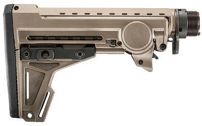 Stocks-Ergo Grip F93 Pro Stock | M4 Mil-Spec FDE-Cobratac SKU 874748004121