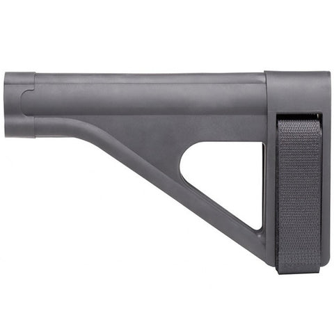 Stocks-SB Tactical SOB AR-15 Pistol Stabilizing Brace Polymer Black-Cobratac SKU 699618782080