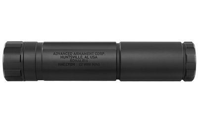 Suppressors-Aac Halcyon 22lr Black Modular-Cobratac SKU 847128011132