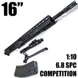 "UPPER BUILDS-16"" COMPETITION 6.8 SPC 