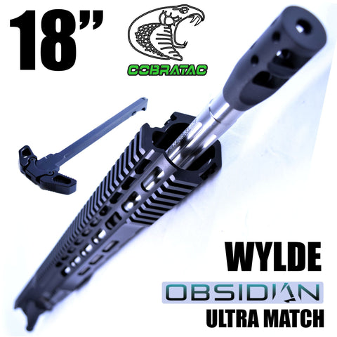 "UPPER BUILDS-18"" UPPER 