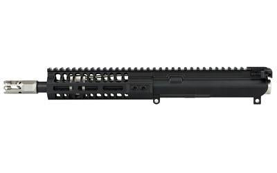 "upper builds-2a Upper 300black 8"" M-lok Rail Black-Cobratac SKU 854299007321"