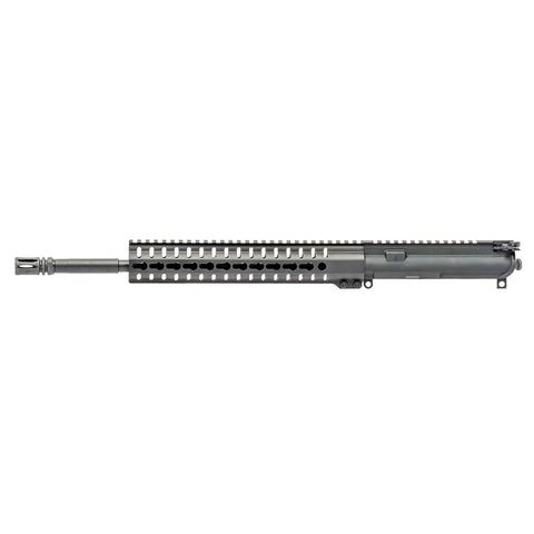 "UPPER BUILDS-CMMG M4KT Complete Target Upper, 22LR, 16"" Barrel 1:16 Twist, Flat Top, Keymod Free Float Handguard-Cobratac SKU 815835016030"