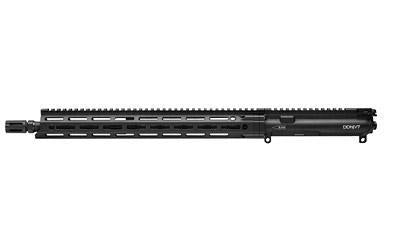 "UPPER BUILDS-Dd M4v7 Upper 556 16"" Mlok Black-Cobratac SKU 815604018968"