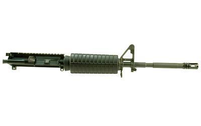 "UPPER BUILDS-Spike's 556nato M4 Le Upper 16"" Black-Cobratac SKU 815648021030"