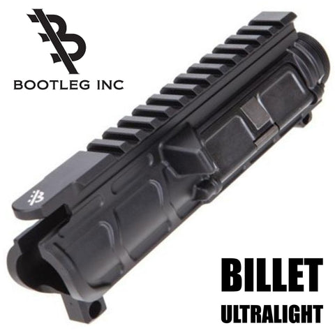 Upper Receiver-Bootleg Complete Upper Receiver For M4/AR , Lightweight, Black-Cobratac SKU 864737000203