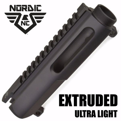 Upper Receiver-Nordic Components NC15 Extruded Upper Receiver-Cobratac SKU 816696021652