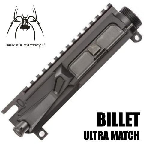 Upper Receiver-Spike's Tactical Gen 2 Billet Upper Receiver | 223 Rem/556nato,-Cobratac SKU
