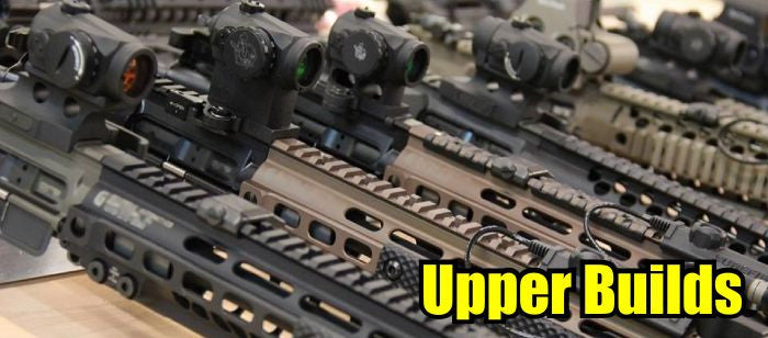 Cobra Tactical Systems AR Upper Builds