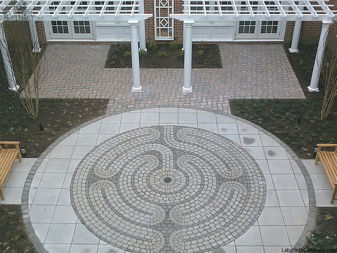 Chelsea™ Concrete Paver Brick Kit