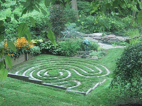 Labyrinth Designs Garden find this pin and more on labyrinth better farm mandala garden design Baltic Design Labyrinthcompanycom