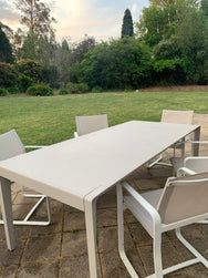 Perfect outdoor table; Cosh Living Tribu Mirthe Table