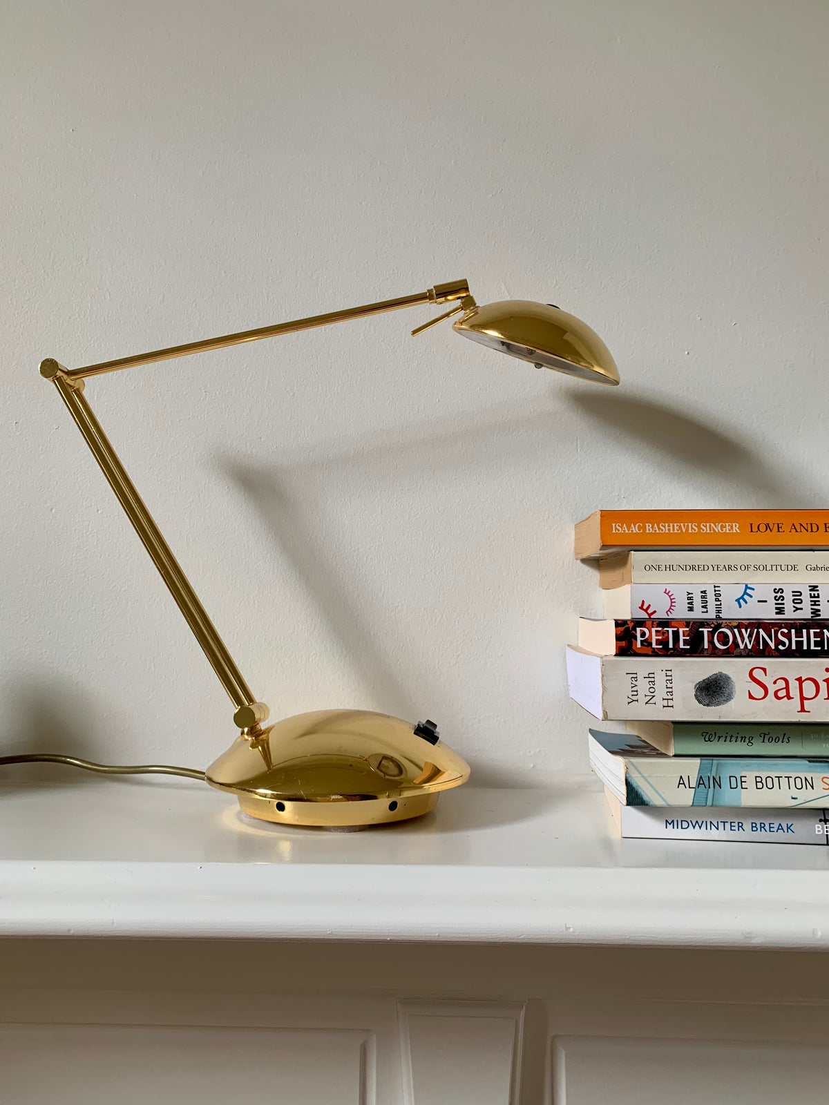 Brass Pod Lamp - UK