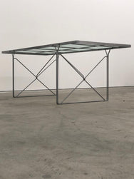 """Moment"" dining table by Niels Gammelgaard"