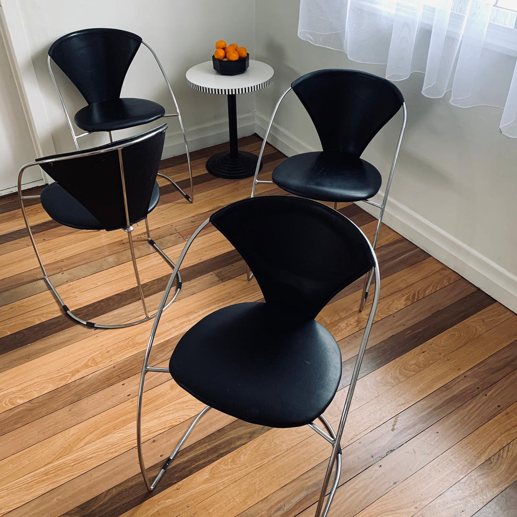 Italian Arben Dining Chairs