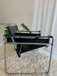 "Italian Made BC3 ""Wassily"" Chairs"