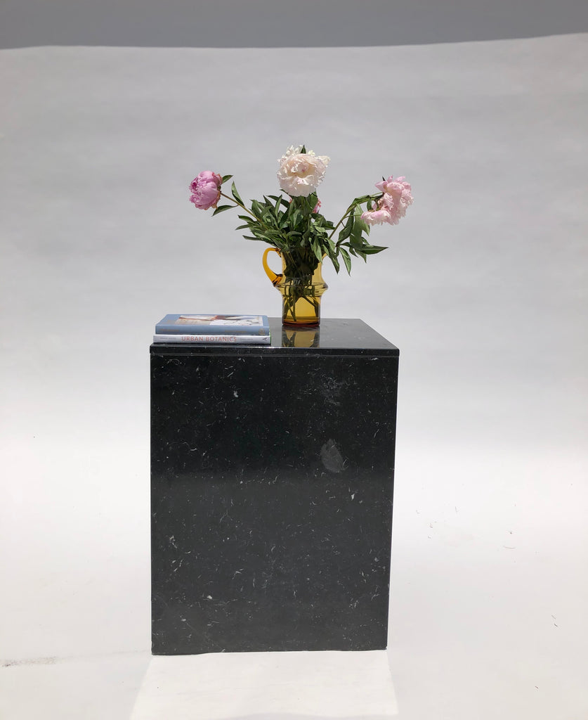 Marble Plinth / Side Table