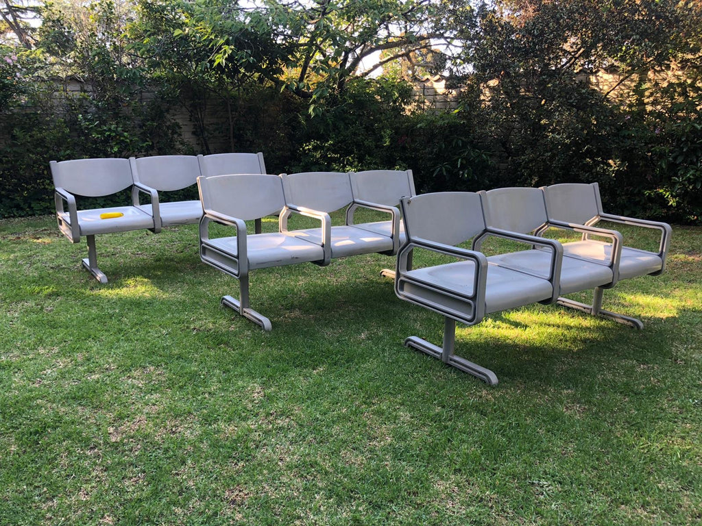 Sebel Pastoe Bench Seats