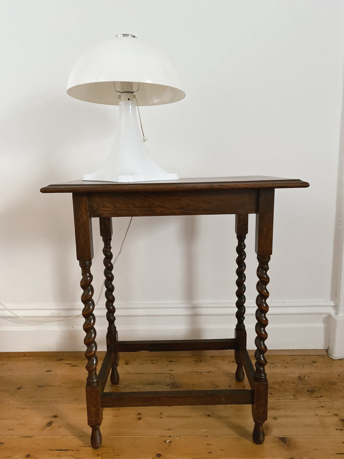 Antique Barley Twist Table