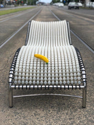 Accupunto Chaise by Yos S.& Leonard Theosabrata