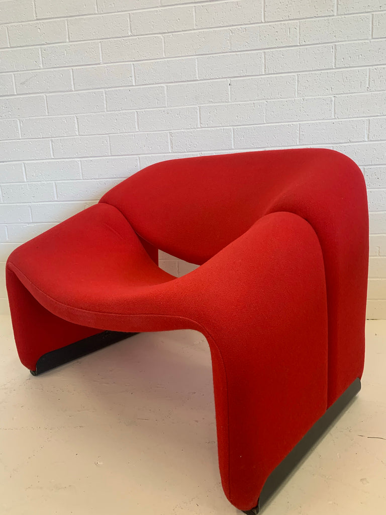 Original F598 Groovy Chair by Pierre Paulin for Artifort